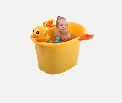 유아 아기 욕조